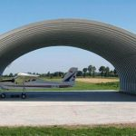 Aircraft Hangar Quonset Hut Powerbilt Buildings