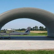 Aircraft Hangar Quonset Hut Powerbilt Buildings