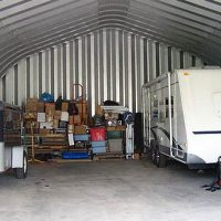 Quonset Hut Buildings 2539