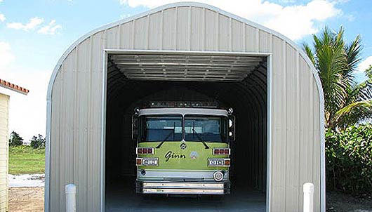 Quonset Garage Kits
