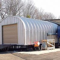 Quonset Hut Buildings 2489