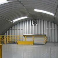 Quonset Hut Buildings 2520