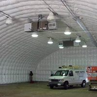 Quonset Hut Buildings 2522