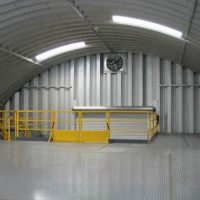 Quonset Hut Buildings 2502