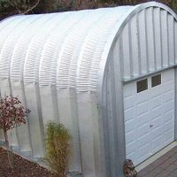 Quonset Hut Buildings 2503