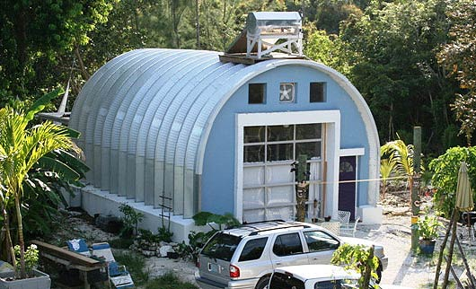 S Model Quonset Steel Building Structure