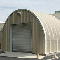 Quonset Hut Buildings 2505