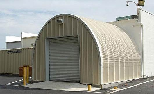 Quonset Sheds