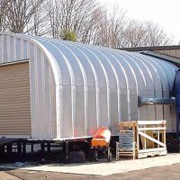 Quonset Hut Buildings 2507
