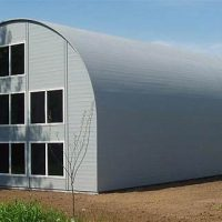 Quonset Hut Buildings 2511