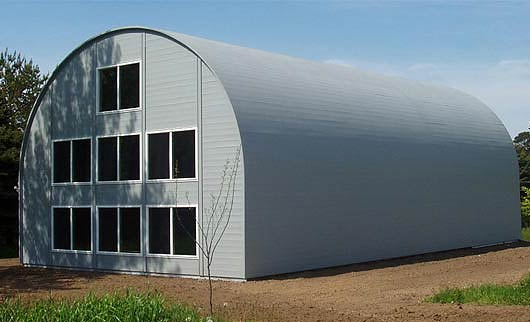 Commerical S Model Building Quonset Hut