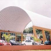 Carport Q Model Quonset Hut