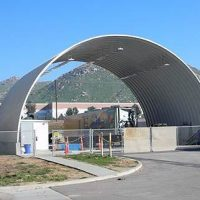 Quonset Hut Buildings 2514