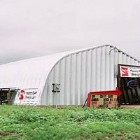 Quonset Hut Buildings 2517