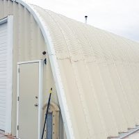 Quonset Hut Buildings 3050