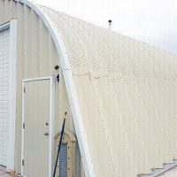 Quonset Hut Buildings 3051