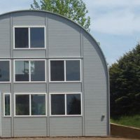 Quonset Hut Buildings 2673
