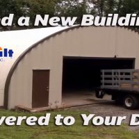 Quonset Hut Buildings 2644