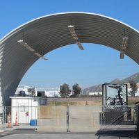 Quonset Hut Buildings 2671