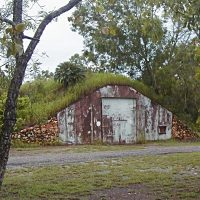 Quonset Hut Buildings 2869