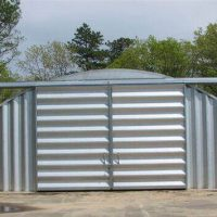 Quonset Hut Buildings 3075